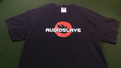 Audioslave T Shirt L