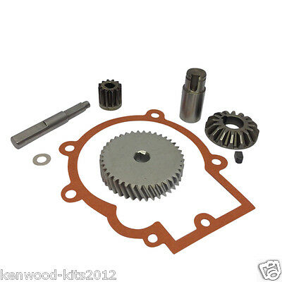 Kenwood Kmix Gearbox Refurb Kit. Contains All The Required Gears
