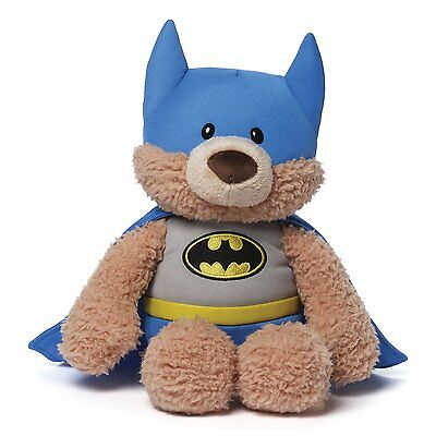 Gund DC Comics Batman Malone 4048557 Great for ages 1+ Size: 1 NEW BRAND