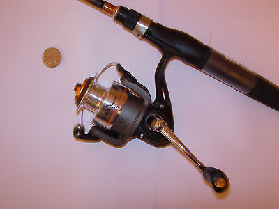 "Quantum Bill Dance Select Dsls3066Me Spinning 6'6"" Rod / Reel Combo Medium"