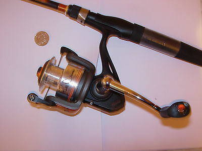 "Quantum Bill Dance Select Dsls4070Me Spinning 7' 0"" Rod/reel Combo Medium Heavy"
