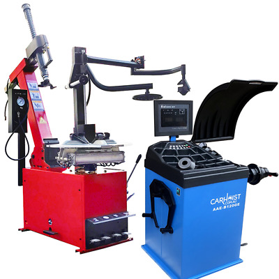 Car Tyre Changer Machine| Tyre Fitting Machine|Tyre Changing Machine COMBO!