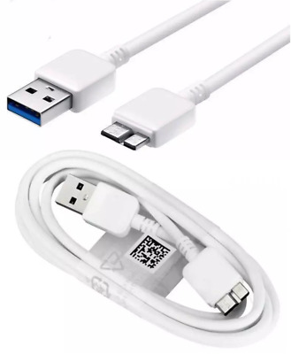 USB 3.0 Data Sync Charger Cable for Samsung Galaxy S5 Note 3 III N9000