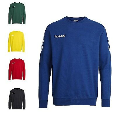 Hummel Core Cotton Sweatshirt - Pullover