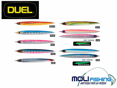 Artificiale Vertical Jigging Duel Aile Flash Cs 90 Gr Colori A Scelta - Offerta