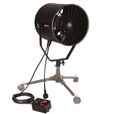 PHOTAREX SF01 Ventilateur de studio puissant - vitesse variable - Wind Machine