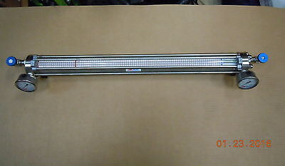 New Welker CP-2 DOT SP 7671 1800 Constant Pressure Sample Cylinder Free Shipping