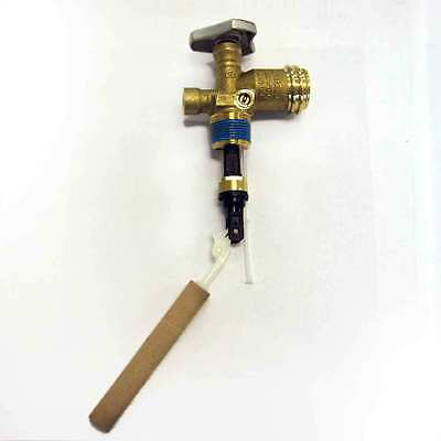 30# OPD Type 1 Propane Valve With Overfill Protection Device