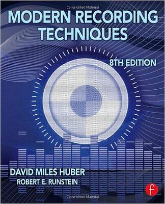 Modern Recording Techniques – 8th Edition