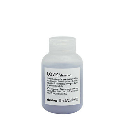 Shampoing Love Smoothing Davines Format Voyage 75 ml