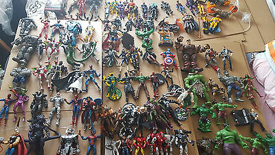 "Marvel Legends 6"" Figure Lots To Choose From All The Series Rare Baf Avengers P1"