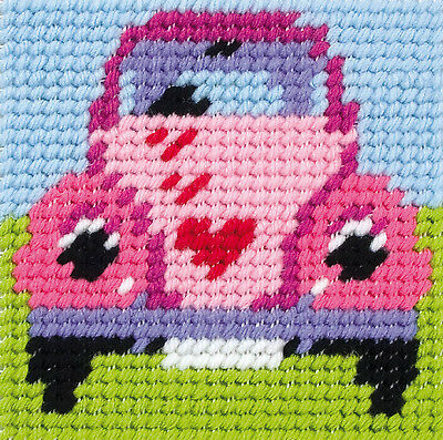 Anchor Tapestry Kit - Pink Mobile