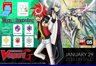 Cardfight!! Vanguard G-BT05 Narukami common set (4 of each card)