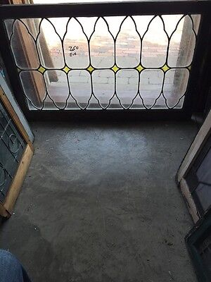 Sg 586 Two Available Price Separate Antique Leaded And Stainglass Windows