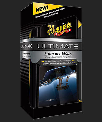 Meguiars Ultimate Liquid Wax 473ml (Hydrophobic Wax)