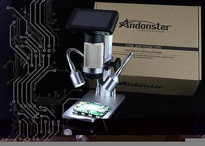 New Andonstar HDMI microscope digital microscope for PCB repair tool
