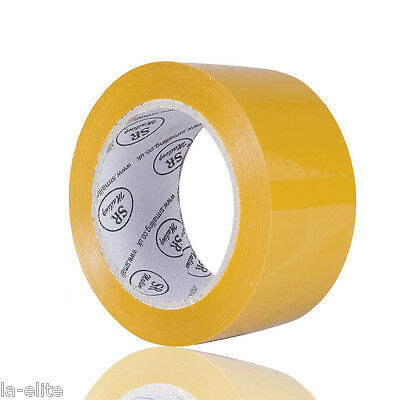 Packing Tape Original Cellotape Sellotape 48mm x 91m 6 12 Rolls Brown Sticky