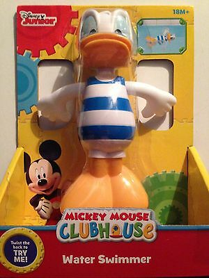 Disney Donald Duck Clubhouse Water Swimmer