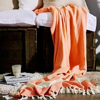 Soft Extra Large Queen Size Luxurious Throw Blanket Thick Turkish Bed Cover Rug