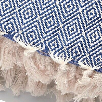 Extra Large Soft Luxurious Throw Blanket Thick Turkish Rug Tassels Bed Cover Rug