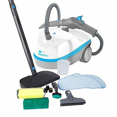 Steamfast SF-370WH Multi-Purpose Steam Cleaner Naturally deep cleans BRAND NEW