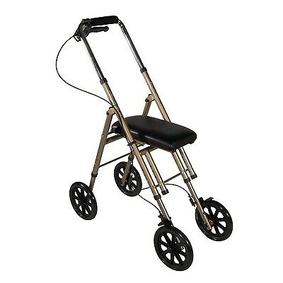 Adult Knee Walker, Tool free height adjustment 780 By Drive Medical New