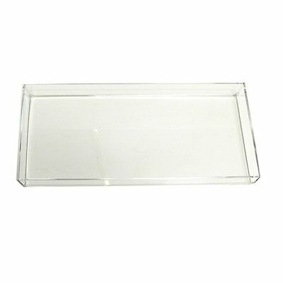 Acrylic Trays (8 x 12) Perfect in any decor-indoor or outdoor-home by Mirart TT