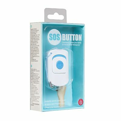 SOS Panic Button Personal Alarm App Based Security Device iOS Android