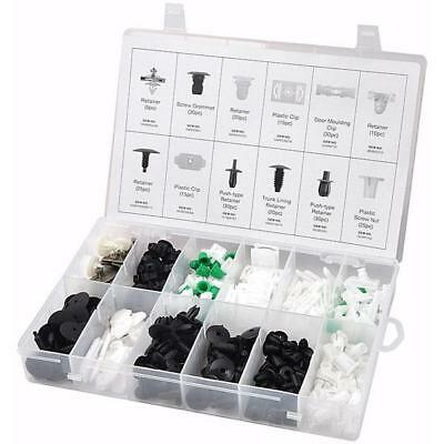 255 Pce Assortment for Volkswagen VW Cars and Vans trim clips screws grommets