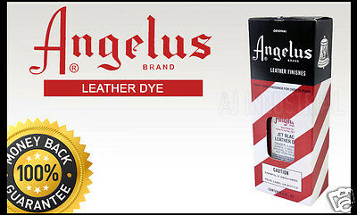 Angelus Leather Dye - For Dying Leather