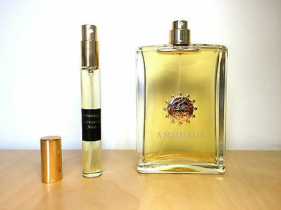 JUBILATION for men by AMOUAGE - 10ml sample - 100% GENUINE