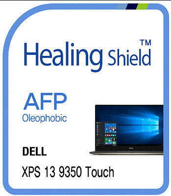 For  DELL XPS 13 9350 Touchscreen , AFP Screen Protector Guard Shield Clear Film