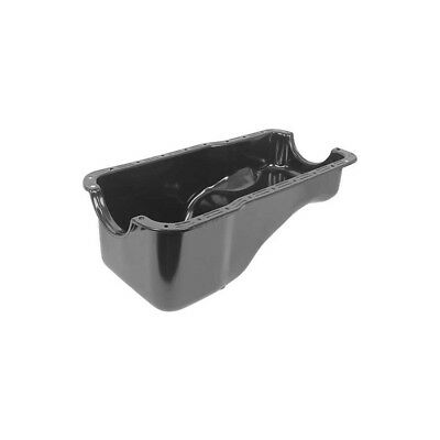 Ford Mustang Oil Pan - Painted Black - 260 Or 289 Or 302 V-8 Except Boss
