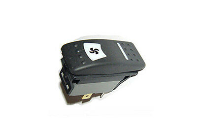 3 Way Switch Low Profile Vent taxi Dog Caravan Bus Motorhome Trailer Horsebox