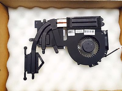 NEW OEM DELL Inspiron 7737 CPU Fan with Heatsink nVidia GT 750M 0RMC3 00RMC3