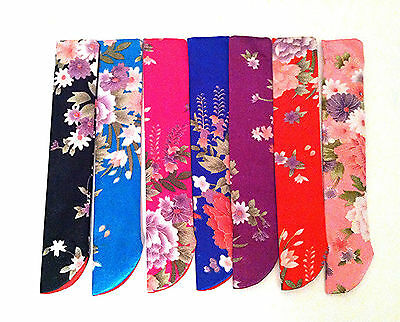 protective fabric case pouch sack for handfan folding fans or chopsticks