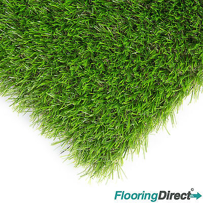 Lisbon 25mm Astro Artificial Garden Grass Realistic Natural Looking Turf & Lawn