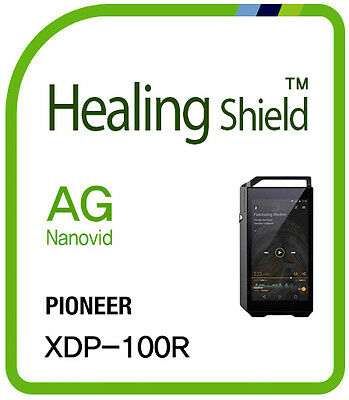 Anti Glare Matte Screen Protector Film Shield for PIONEER XDP 100R Music Player