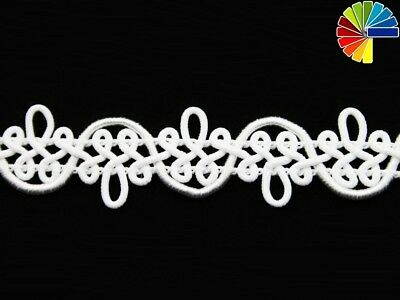 1m Soutacheborte, (2,39€/m), 16mm, Posamente, Soutache, Tracht