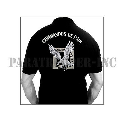 Polo / Polo-Shirt - Commandos de l'Air