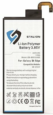 Stalion® Strength 2600mAh Li-Ion Battery Replacement for Samsung Galaxy S6 Edge