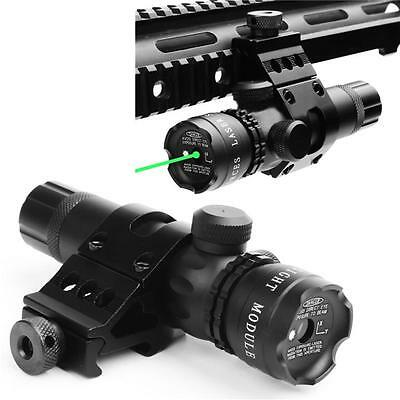 Hot Star Tactical Green/Red Laser Sight/Mounts Remote Switch for Rifle Hunting