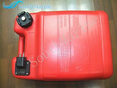 24L Fuel Tank Assembly for Yamaha Outboard Motor with Fuel Cap & Fuel Connector