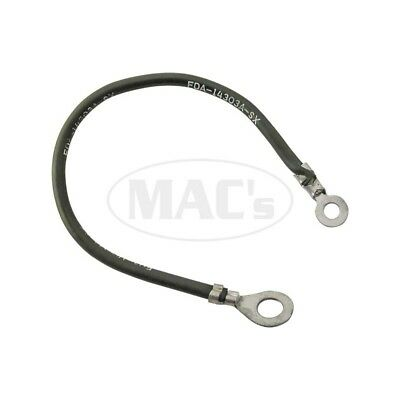 Engine Ground Cable - Ford V8