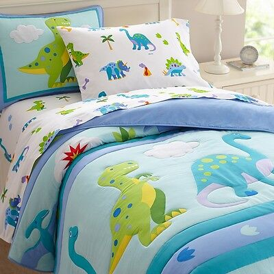 Olive Kids Dinosaur Land Full Comforter Set