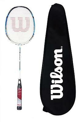 Wilson Draco BLX Badminton Racket + Full Cover RRP £150