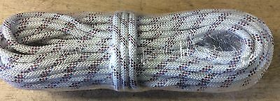11mm LSK Low Stretch Abseiling  / Climbing Rope 60m NEW