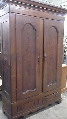Antique Wardrobe/Armoire Circa 1880s