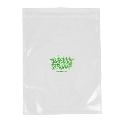 Smell Proof Safe Food Bags Baggies Air Tight Pouch Smelly Zip Resealable