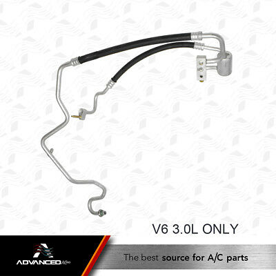 A/C AC Suction & Discharge Line Fits: 2001 - 2004 Escape / Tribute V6 3.0L ONLY